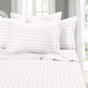 Cotton satin mattress
